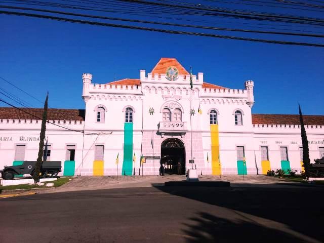 Projeto Pátria Amada Brasil pintará cidade de verde e amarelo para a Semana da Pátria