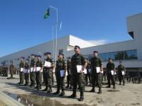 Solenidade Militar destaca