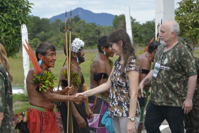 14ª Visita institucional à Amazônia com integrantes do Poder Judiciário e das Funções Essenciais à Justiça