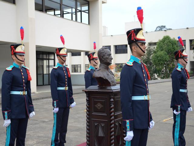 Academia Militar das Agulhas Negras homenageia nascimento do Marechal José Pessoa Cavalcanti de Albuquerque