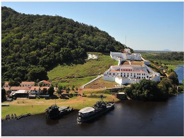 Fundado na então Capitania de Mato Grosso para defesa da fronteira oeste, Forte de Coimbra faz 243 anos