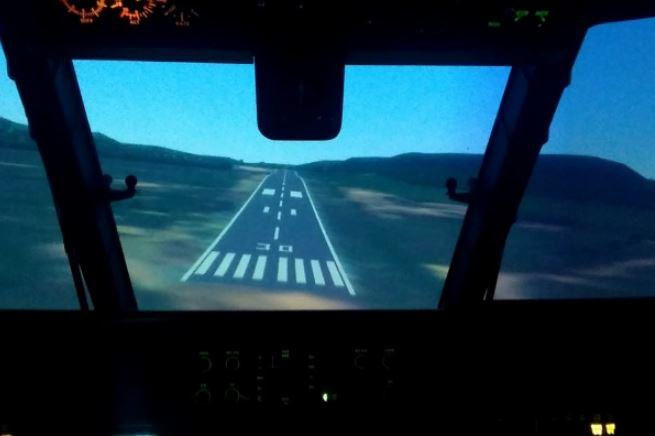 CCA-SJ desenvolve cenário visual do aeródromo de Surucucu (RR)