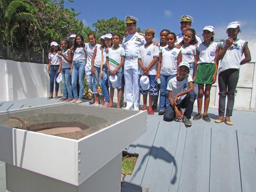 Capitania dos Portos de Sergipe homenageia vítimas dos naufrágios ocorridos durante a Segunda Guerra