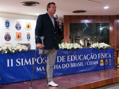 Centro de Educação Física Almirante Adalberto Nunes realiza II Simpósio de Educação Física da Marinha