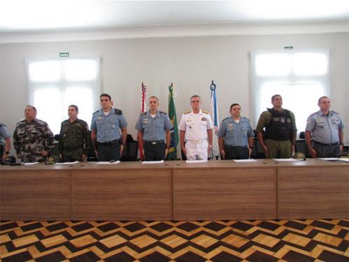 Comando do 4º Distrito Naval participa do I Curso de Polícia Judiciária Militar em Belém-PA