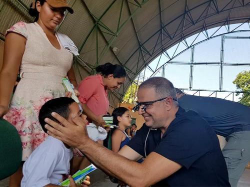 """Comando do 9º Distrito Naval apoia Projeto """"Sorriso Amazônico"""""""