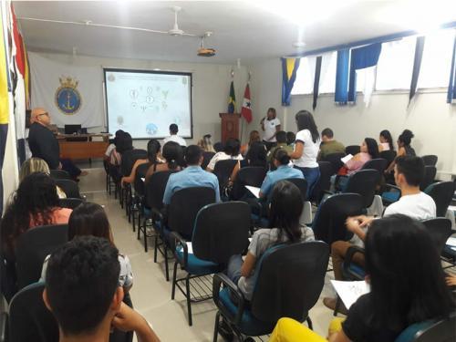 """Departamento Voluntárias Cisne Branco-seccional Belém promove a """"I Jornada de Atenção à Saúde e Prevenção ao Suicídio"""" em Santarém"""