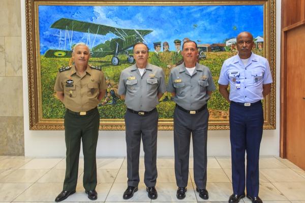 EMAER sedia reunião do Comitê de Chefes de Estados-Maiores