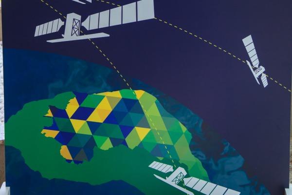 Empresa Telespazio realiza Simpósio sobre tecnologias de radar orbital