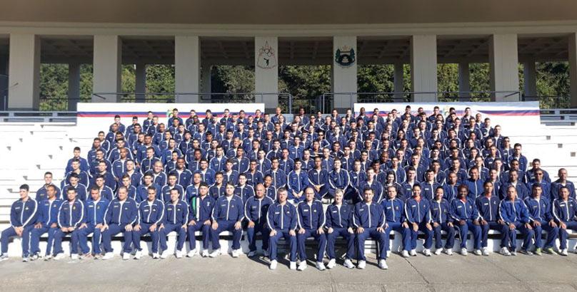 """Escola Naval participa da """"NAVAMAER 2018"""""""