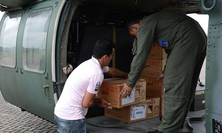 Forças Armadas vão apoiar eleições em 13 estados