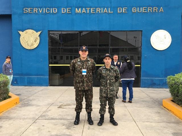 Integrantes do Batalhão participam de Capacitação Internacional da ONU