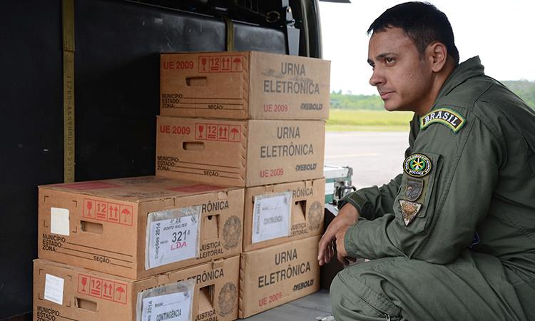 Mais de 26 mil militares devem atuar nas eleições 2018