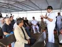 Marinha do Brasil incentiva