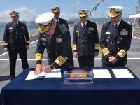 Marinha realiza