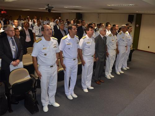 Marinha realiza primeiro workshop sobre Emprego de Sistemas de Aeronaves Remotamente Pilotadas