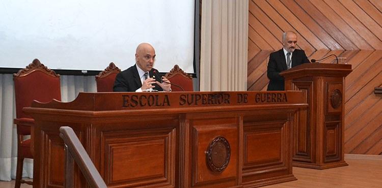 Ministro do STF Participa do Seminário LEPDESP