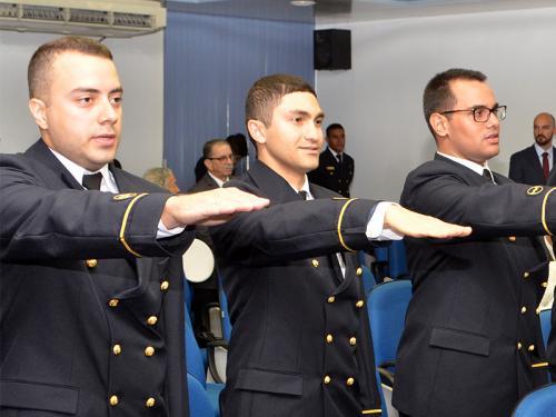 Novos Guardas-Marinha Médicos concluem estágio de adaptação no Centro de Instrução Almirante Wandenkolk