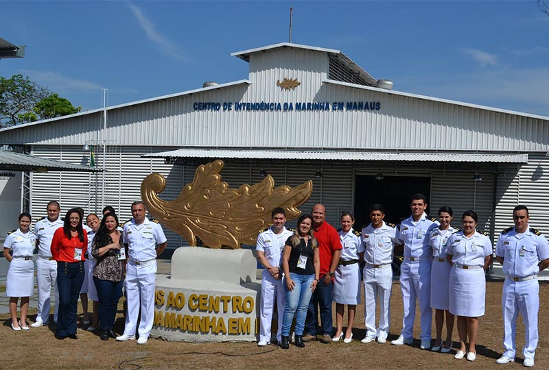 Organizações militares do Comando do 9º Distrito Naval participam da 2ª fase do Prêmio Qualidade Amazonas 2018