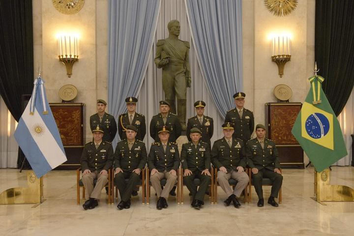 XIII Conferência Bilateral de Estado-Maior Argentina-Brasil