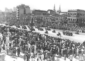 História e tradição marcam o desfile 7 de Setembro