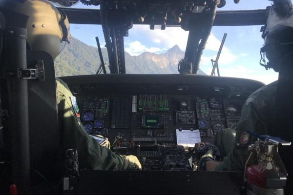 Esquadrão Harpia realiza treinamento no Amazonas