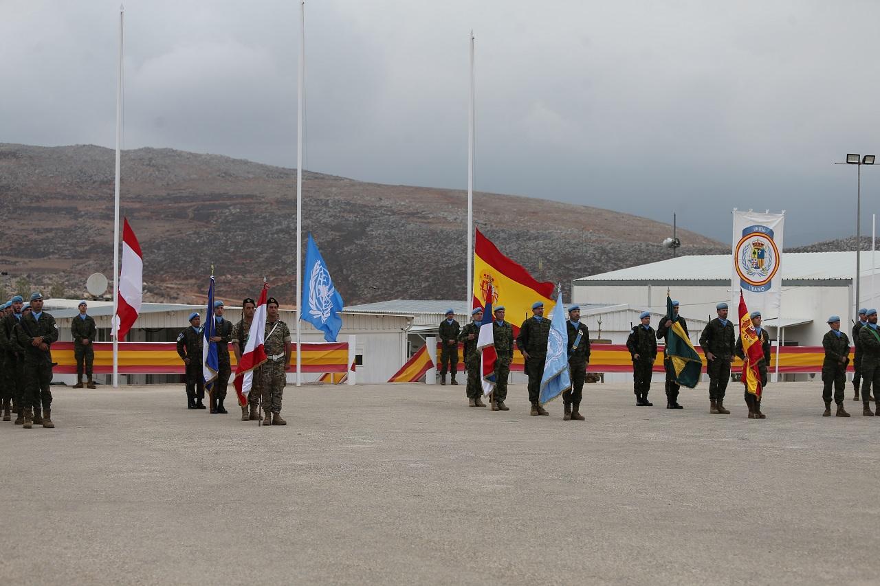 8º Contingente do Exército Brasileiro no Líbano é agraciado com a medalha das Nações Unidas – UNIFIL