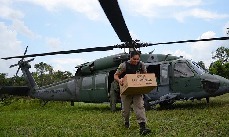 Atuação das Forças Armadas em ações de GVA nas eleições está confirmada em 497 localidades