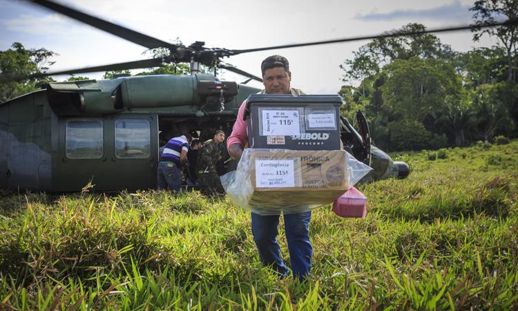 Cerca de 27 mil militares reforçarão segundo turno das Eleições 2018