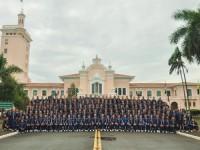 Colegio Naval participa da 50