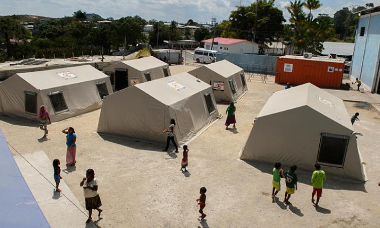 Em nova GLO, militares farão a segurança de abrigos em Roraima