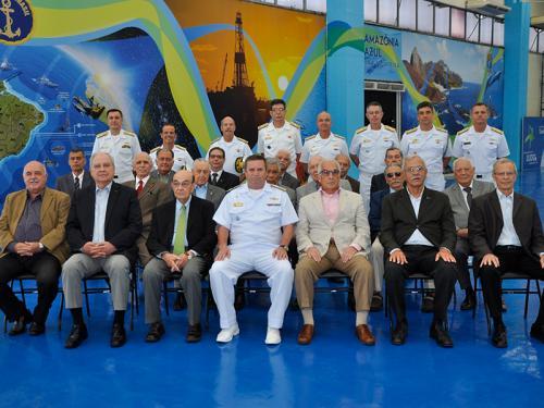 Encontro de Almirantes 2018 reúne Oficiais-Generais do Corpo de Fuzileiros Navais
