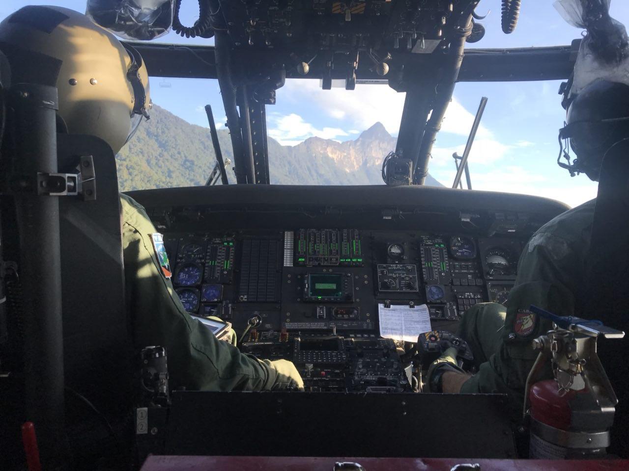 Esquadrão Harpia prepara militares para missões de paz