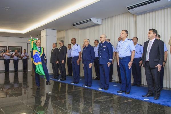 FAB realiza cerimônia em comemoração aos 46 anos da SEFA