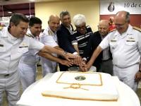 Marinha celebra