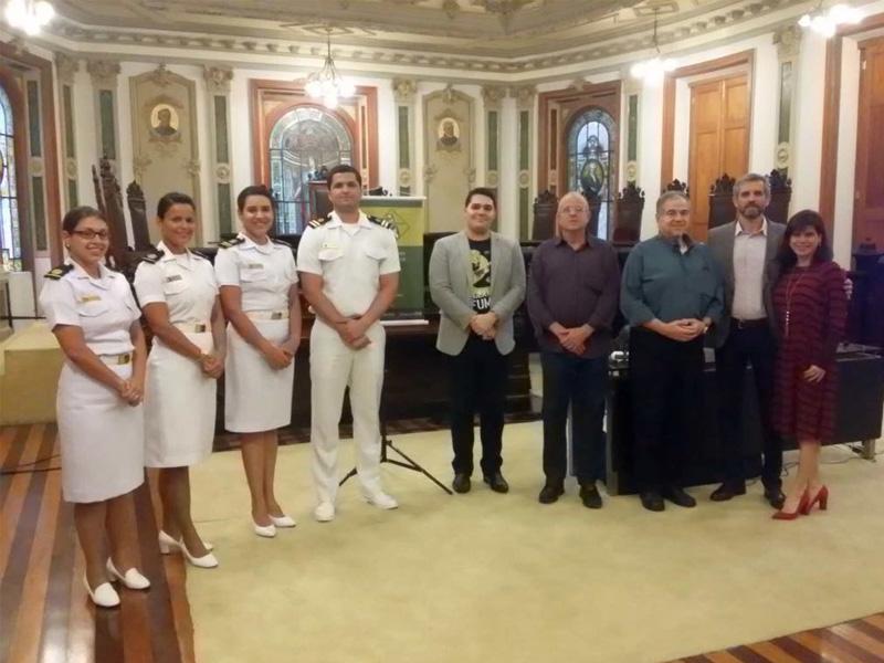 Marinha tem filme premiado em festival de cinema