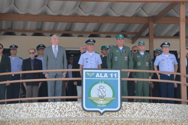 Na Ala 11, Esquadrão Corsário celebra 50 anos de existência