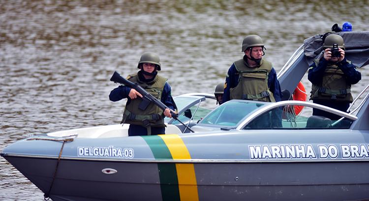 Operação Ágata: Ministério da Defesa realiza ações em Mato Grosso do Sul e no Paraná