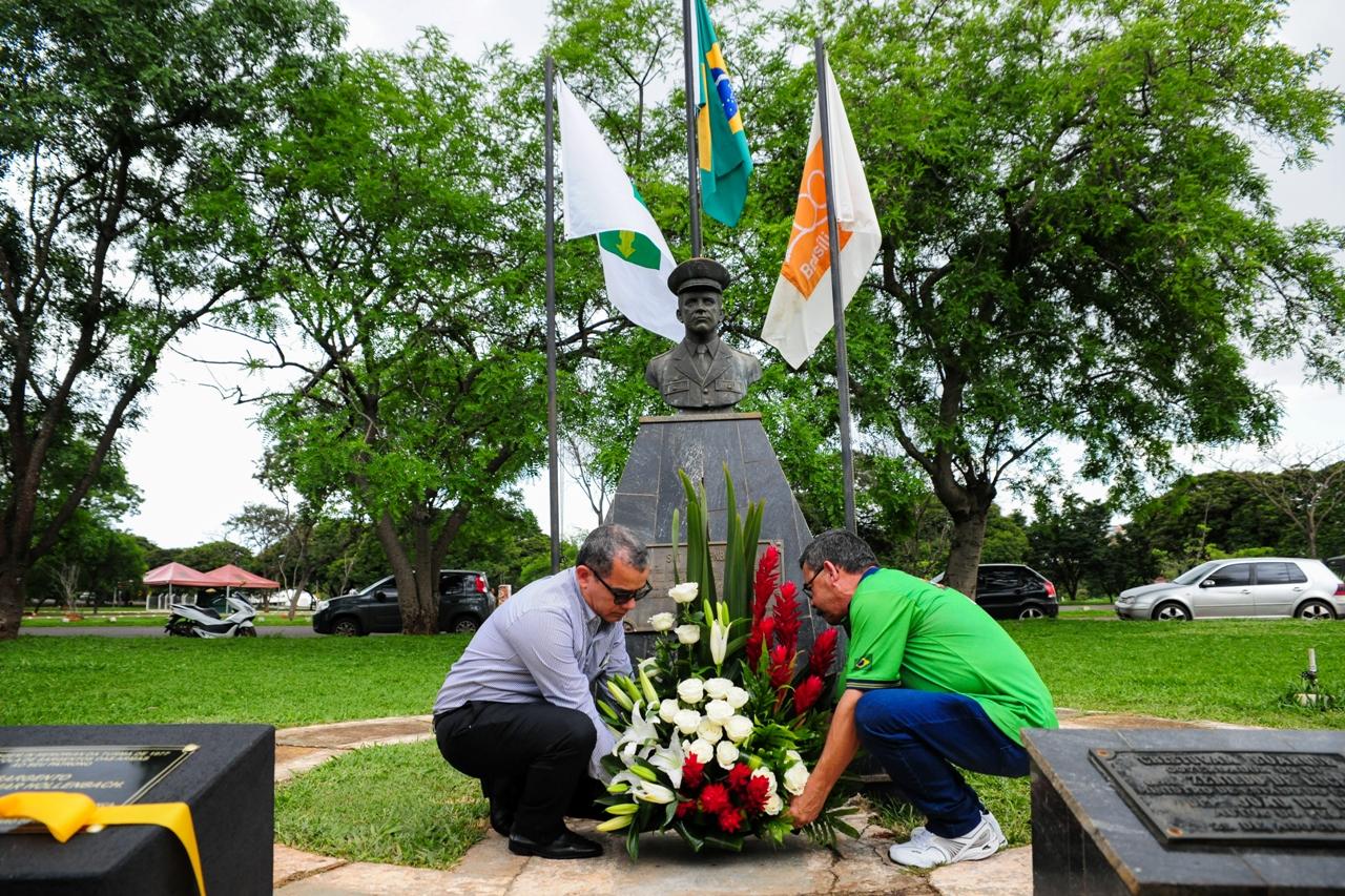 Ato heroico de sargento que morreu para defender criança no Zoológico de Brasília é relembrado em cerimônia