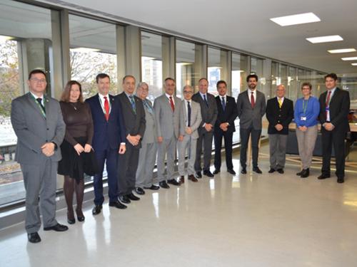 Brasil participa da 121ª Reunião do Conselho da Organização Marítima Internacional