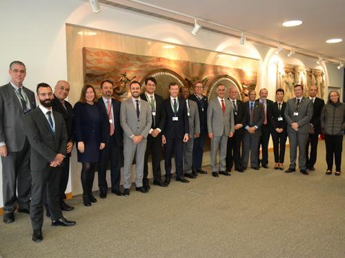Brasil participa da 73ª Reunião do Comitê de Proteção ao Meio Ambiente Marinho