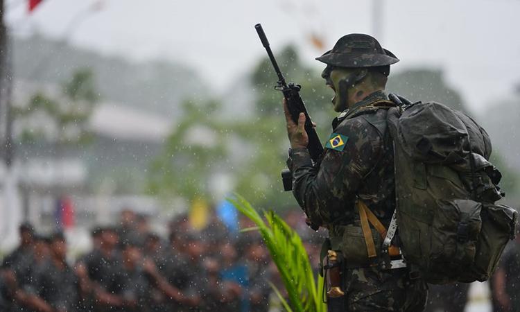 Brigada das Missões comemora 25 anos de proteção a Amazônia