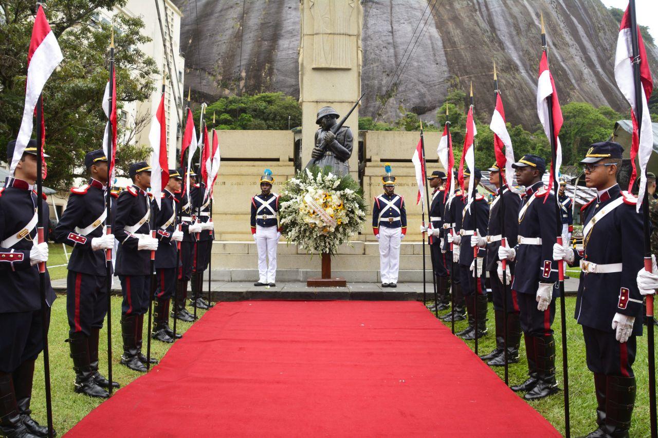 Civis e militares mortos na Intentona Comunista de 1935 são rememorados no Comando Militar do Leste