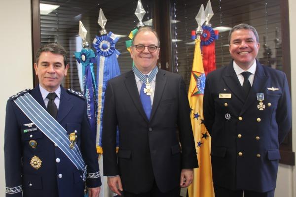 Dia do Aviador e da Força Aérea Brasileira é celebrado em Genebra