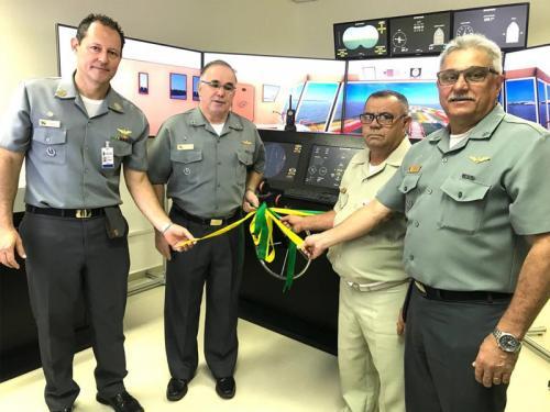 Marinha do Brasil inaugura o primeiro Simulador de Passadiço da Amazônia Ocidental