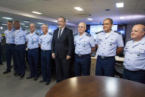 Protocolo visa fortalecer o monitoramento de movimentos aéreos na fronteira