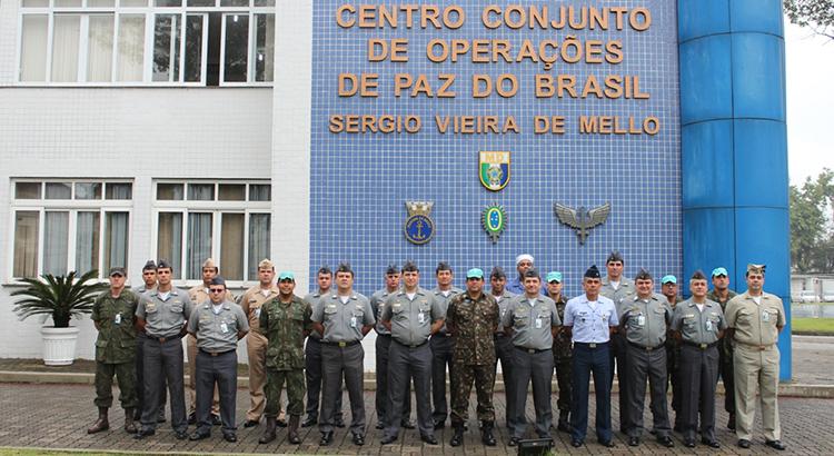 Estágio prepara participantes para assumirem Força-Tarefa Marítima