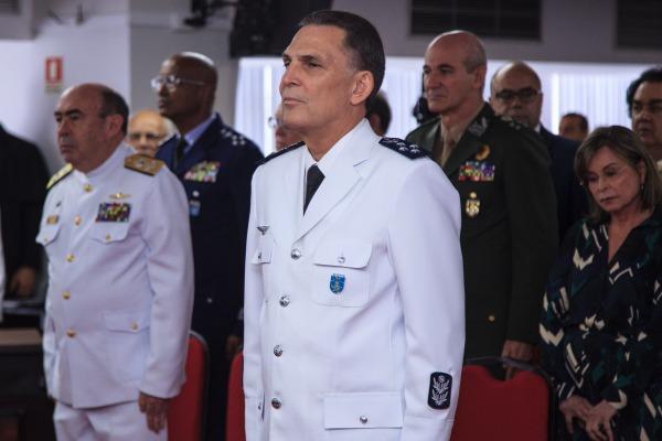 Tenente-Brigadeiro Aquino é o novo Ministro do Superior Tribunal Militar
