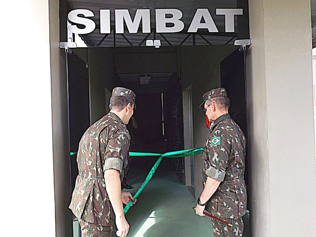 AMAN inaugura Simulador de Batalha