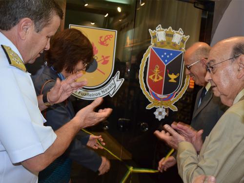 Centro de Instrução Almirante Sylvio de Camargo inaugura Espaço Histórico em homenagem ao patrono do Corpo de Fuzileiros Navais
